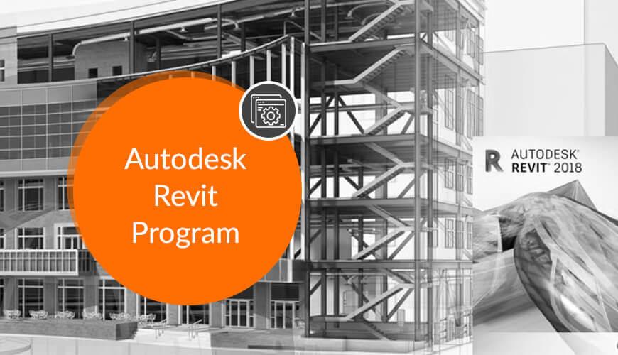 Autodesk Revit Program - Multimedia Programs - Coming Training